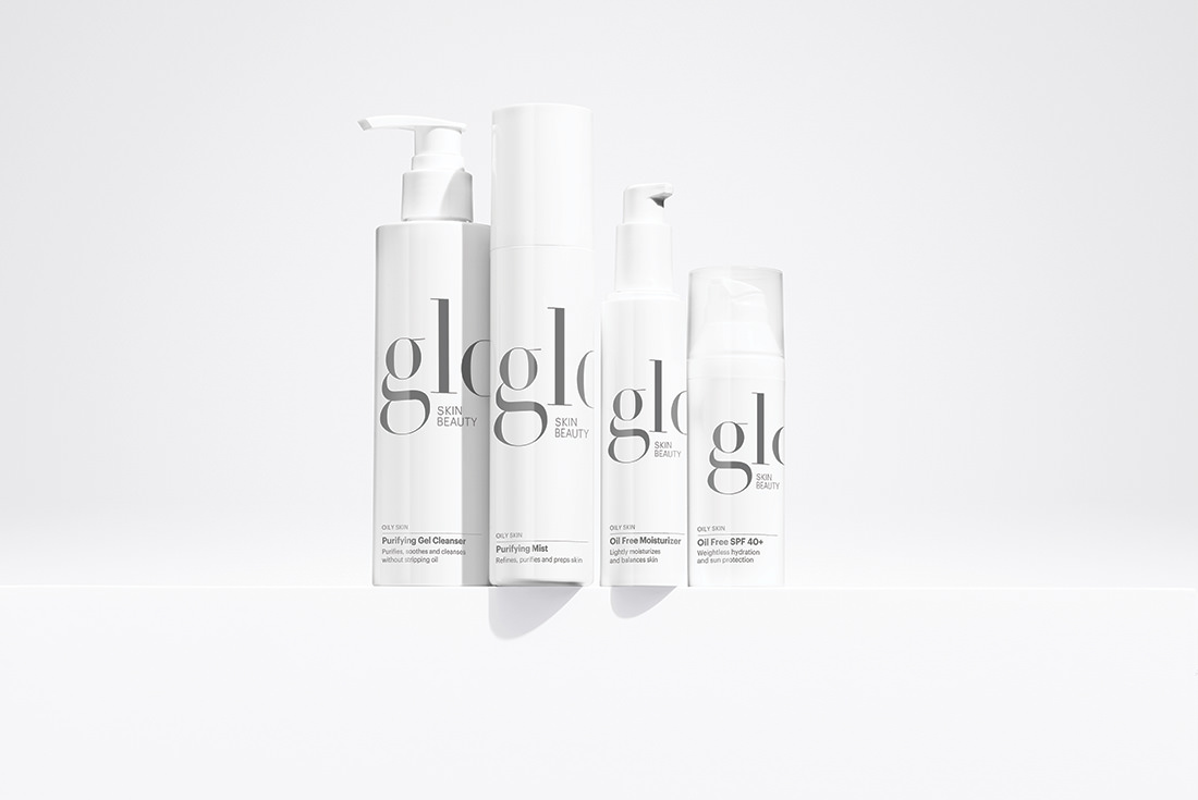 Purifying Gel Cleanser, Purifying Mist, Oil Free Moisturizer & Oil Free SPF 40+