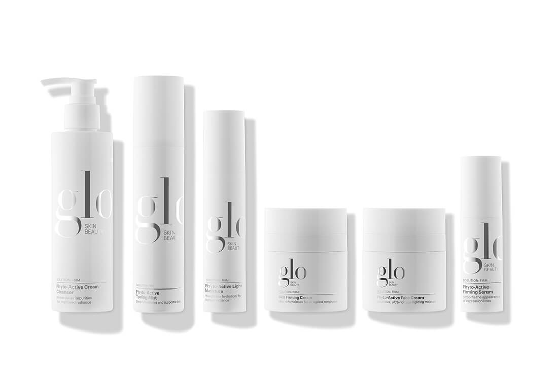 Cyto-Luxe Cleanser, Cyto-Luxe Toning Mist, Cyto-Luxe light Moisture, Cyto-Luxe Face Cream, Cyto-Luxe Serum, Super Serum, Restorative Mask & Neck Firming Serum
