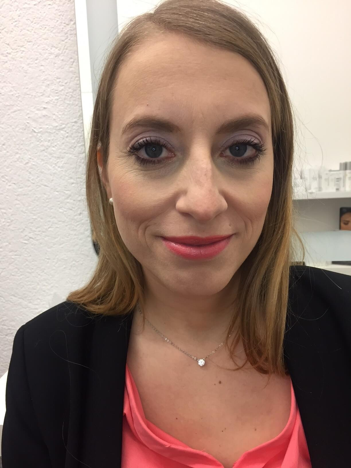 Make-Up Frühling
