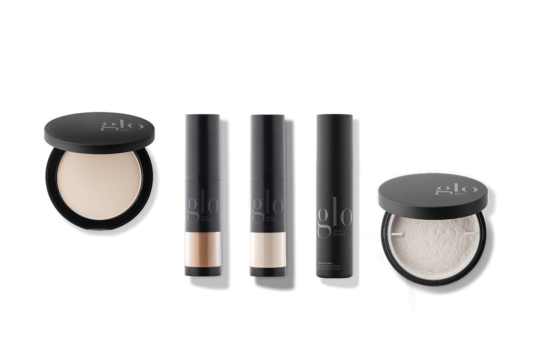 Perfecting Powder, Protecting Powder, Loose Matte Finishing Powder, Hydration Mist & Luminous Setting Powder